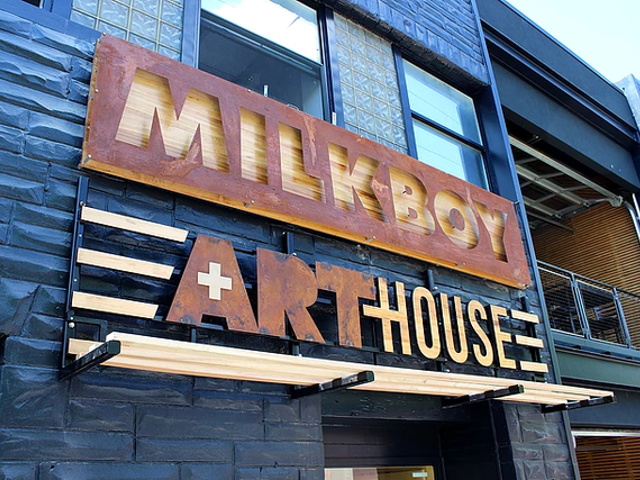 Milkboy Arthouse