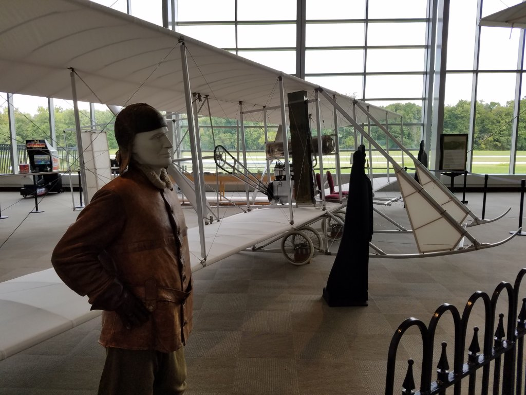 Historic Aircraft at College Park Aviation Museum